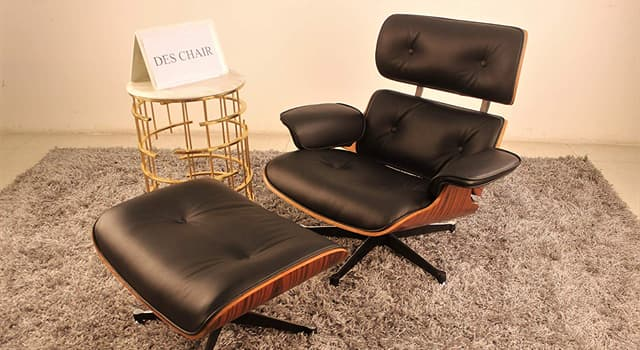 History Trivia Question: In which year was the Eames chair released?