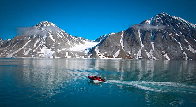 Geography Trivia Question: The Svalbard archipelago is in which country?