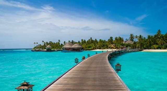 History Trivia Question: The Maldives was a protectorate of which country?