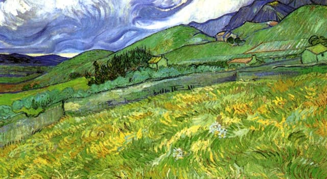 Culture Trivia Question: Vincent van Gogh was treated in an asylum of which country?