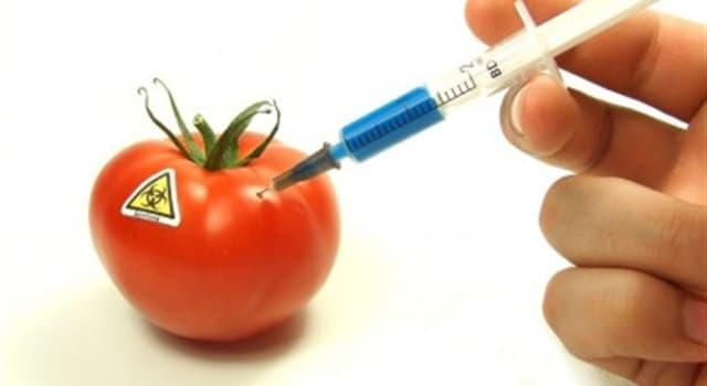 Science Trivia Question: What is a 'GMO'?