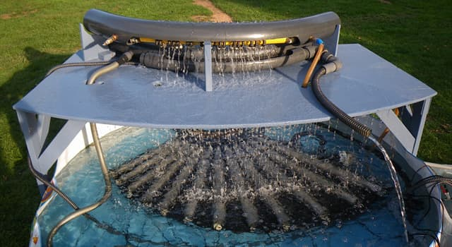 Society Trivia Question: What is a hydraulophone?