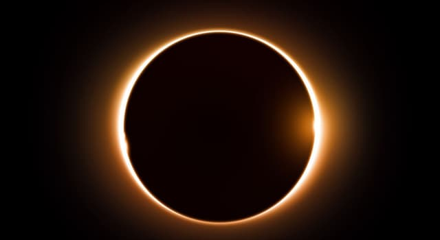 Science Trivia Question: What is an aura of plasma that surrounds the Sun, most easily seen during a total solar eclipse?