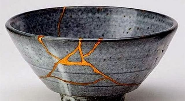 "Culture Trivia Question: What is ""kintsugi""?"