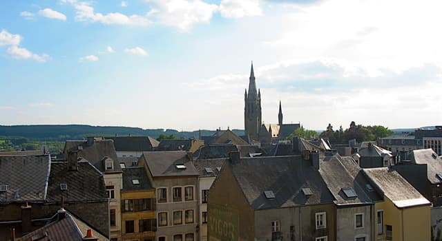 Geography Trivia Question: What is the capital of Luxembourg (Belgium)?