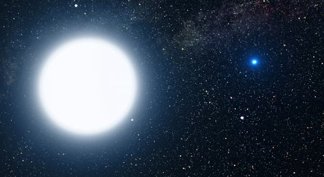 Science Trivia Question: Which is the second brightest star in the night sky?