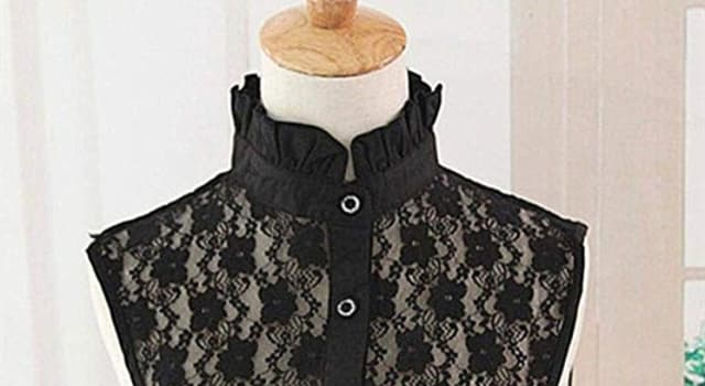 Society Trivia Question: What is this article of clothing called?