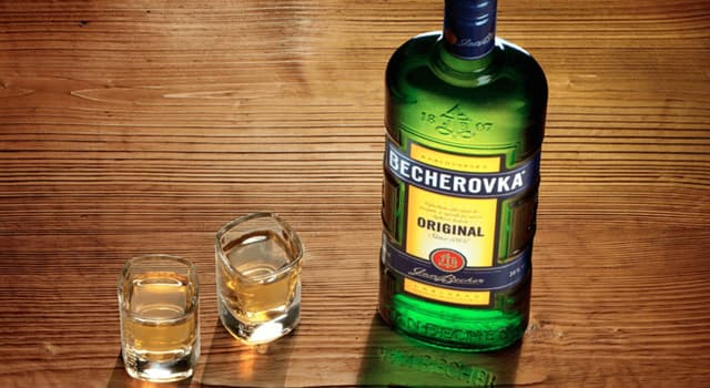 Culture Trivia Question: What medicinal properties does Becherovka liqueur claim to have?