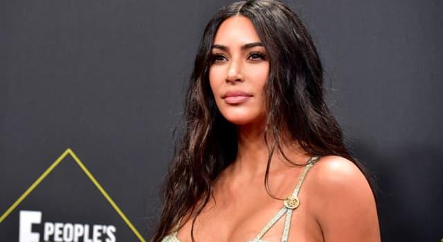 Society Trivia Question: What year was Kim Kardashian born?