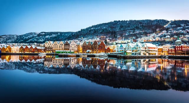 History Trivia Question: What year was Oslo, Norway founded?
