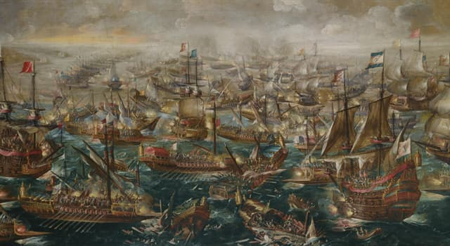 History Trivia Question: When did the Battle of Lepanto take place?
