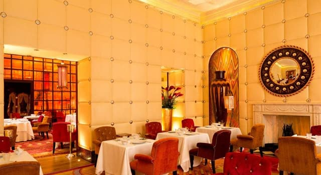 Culture Trivia Question: When did the first Indian owned restaurant open in the United Kingdom?