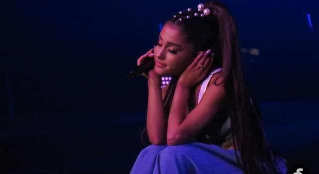 Culture Trivia Question: When was the American singer Ariana Grande born?