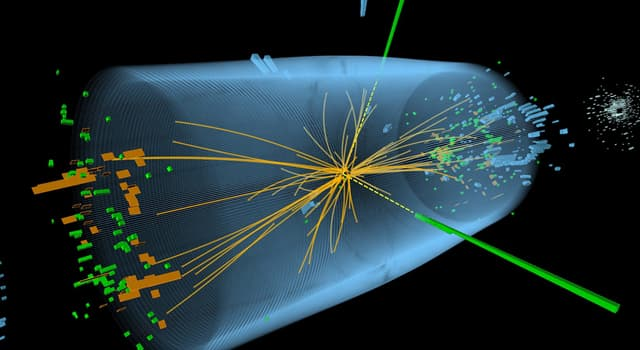 Science Trivia Question: When was the existence of the Higgs boson confirmed?