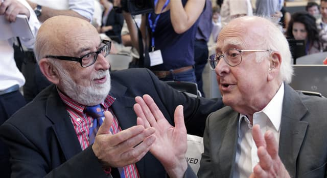 Science Trivia Question: When were Peter Higgs and François Englert awarded the Nobel Prize in Physics?
