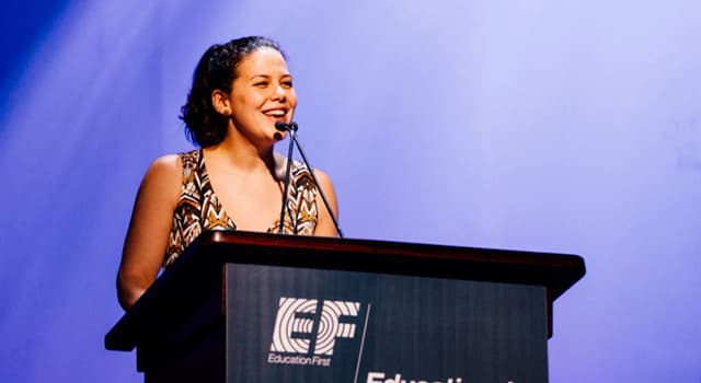 Society Trivia Question: Where is environmental activist Severn Cullis-Suzuki from?