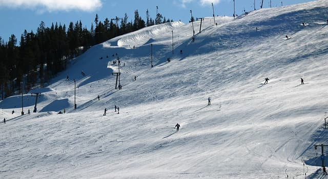 """Geography Trivia Question: Where is the ski resort """"Levi"""" located?"""