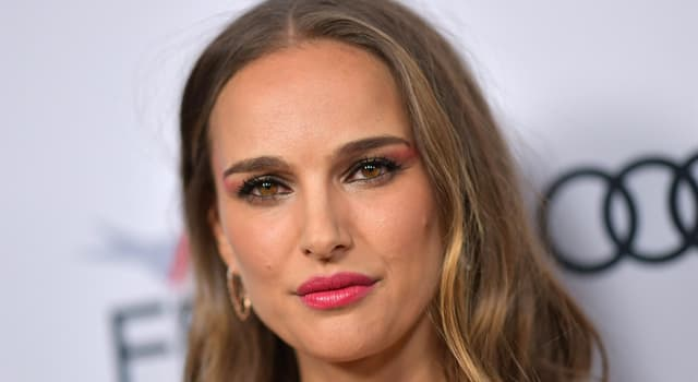 Society Trivia Question: Where was actress Natalie Portman born?