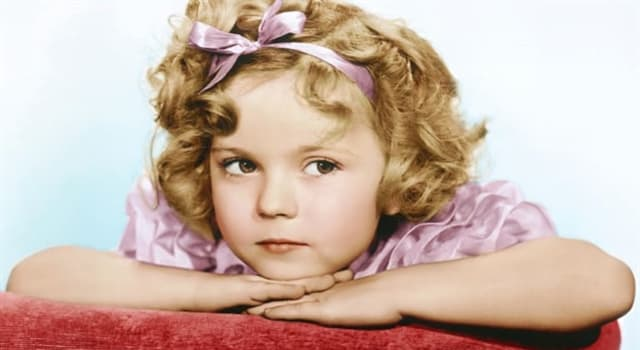 Movies & TV Trivia Question: In which country was child actress Shirley Temple born?