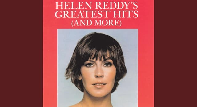 Society Trivia Question: Where was Helen Reddy born?