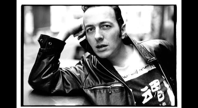 Culture Trivia Question: Where was the late musician Joe Strummer born?