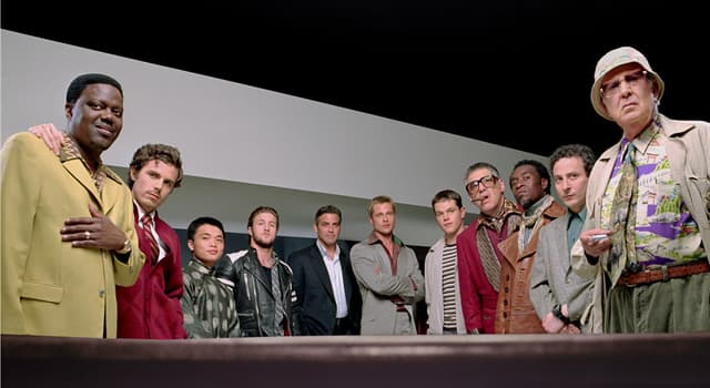 """Movies & TV Trivia Question: Which actor played the role of Ocean in the film """"Ocean's Eleven"""" (2001)?"""