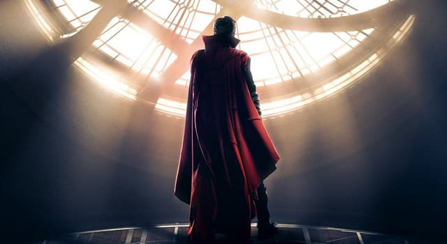 "Movies & TV Trivia Question: Which actor portrays Doctor Stephen Strange in the Marvel Cinematic Universe films ""Doctor Strange""?"