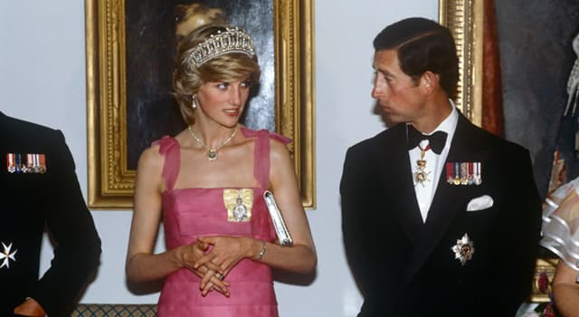 Society Trivia Question: Which actress did Diana, Princess of Wales meet at her first public appearance with Prince Charles?