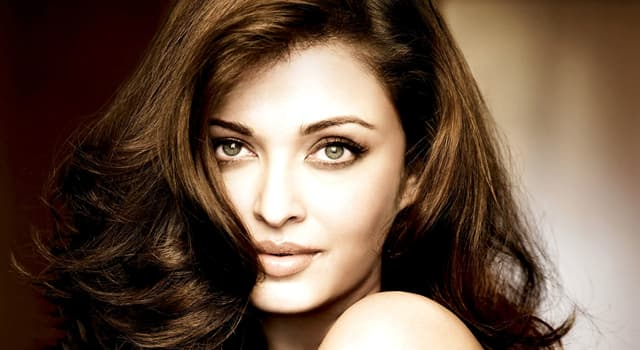 Movies & TV Trivia Question: Which Indian actress is in the picture?