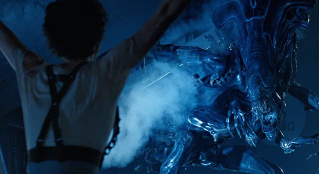 Movies & TV Trivia Question: Which actress is primarily known for her role as Ellen Ripley in the Alien franchise?