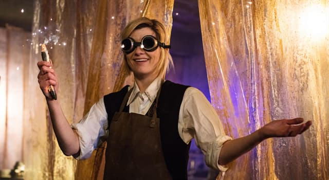"""Movies & TV Trivia Question: Which actress played the thirteenth doctor in the British TV series """"Doctor Who""""?"""