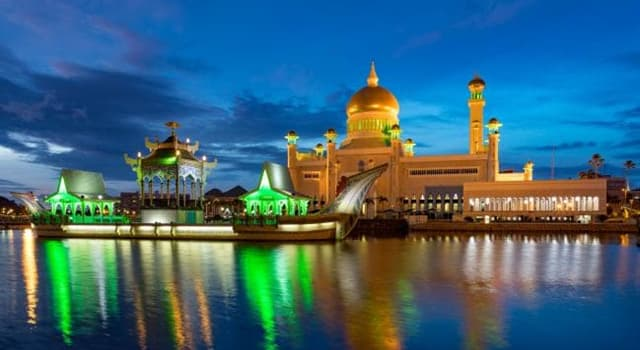Geography Trivia Question: Which city is the capital of Brunei?