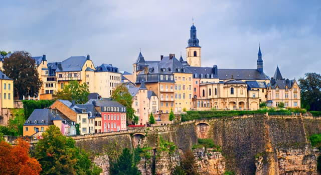 Geography Trivia Question: Which city is the capital of Luxembourg?