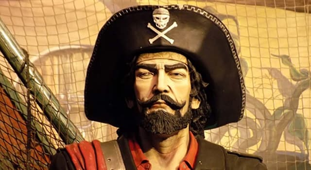 Movies & TV Trivia Question: Which film has an English physician living in exile in a British colony where he becomes a pirate?