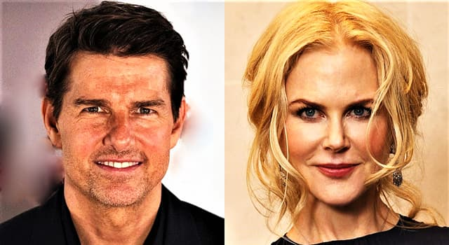 Movies & TV Trivia Question: Which film was not one of the three films where Tom Cruise and Nicole Kidman starred together?