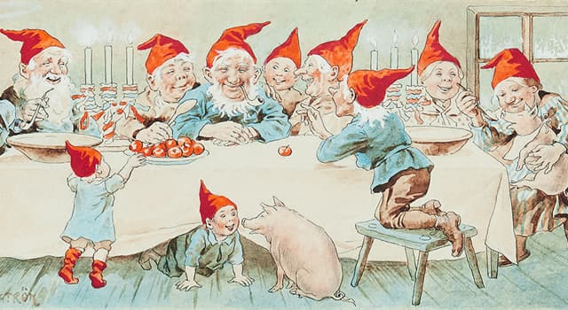 Culture Trivia Question: Which name does Santa Claus go by in Sweden?