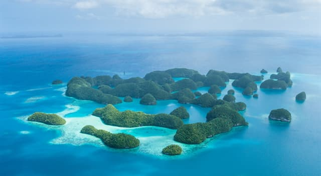 Geography Trivia Question: Which nation on Earth contains the most islands?