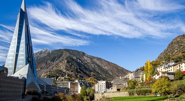 Culture Trivia Question: Which of these is the only official language of Andorra?