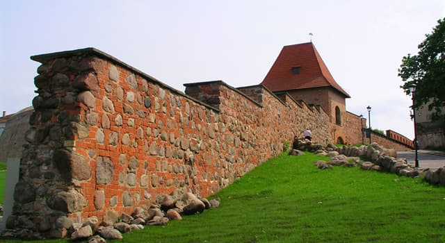 Culture Trivia Question: Which of these is the only remaining gate of the Wall of Vilnius?