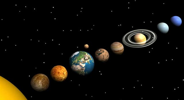 Science Trivia Question: Which planet in the Solar System has the most identifiable moons as of October 2019?
