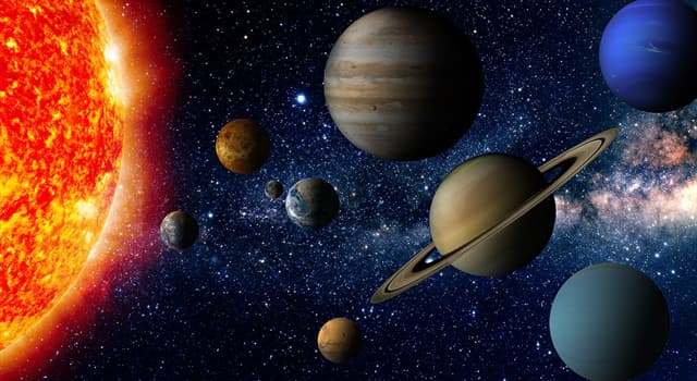 Science Trivia Question: Which space mission was the first to return images from the surface of another planet?