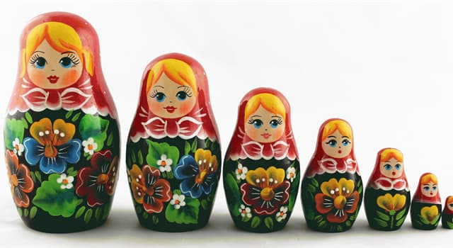 Culture Trivia Question: Who first designed Matryoshka dolls?