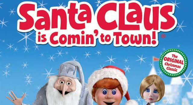 "Culture Trivia Question: Who has not recorded the song ""Santa Claus Is Comin' to Town""?"