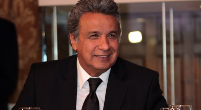 Society Trivia Question: Who is the current President of Ecuador, as of 2019?