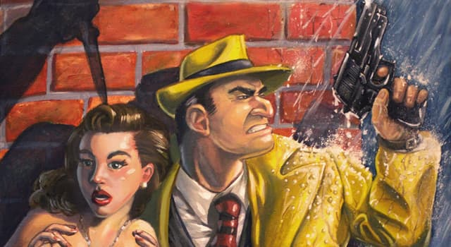 Movies & TV Trivia Question: Who played the part of Tess Trueheart in the 1945 film Dick Tracy?