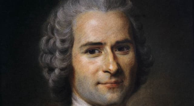 History Trivia Question: Who was Jean-Jacques Rousseau?