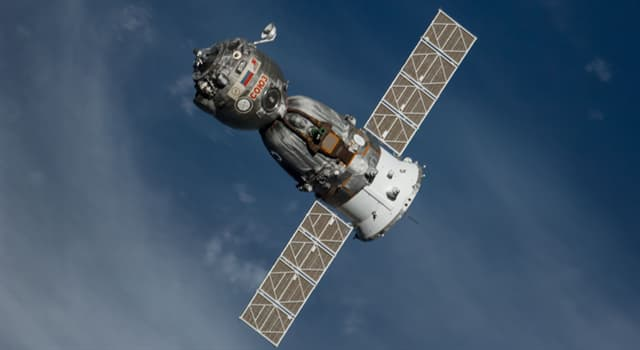 History Trivia Question: Who was the first American to ride to space on board a Russian vehicle?