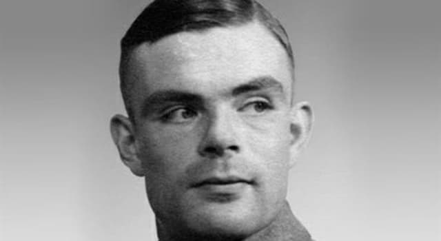 History Trivia Question: What crime was Alan Turing convicted of in 1952?