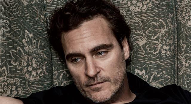 Society Trivia Question: Where was actor Joaquin Phoenix born?