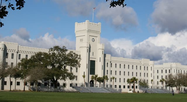 Society Trivia Question: Who was the first female cadet to attend 'The Citadel' (military college)?
